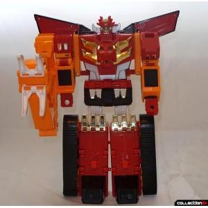 Takara(Sonokong) Brave Command Dagwon: Power Dagwon