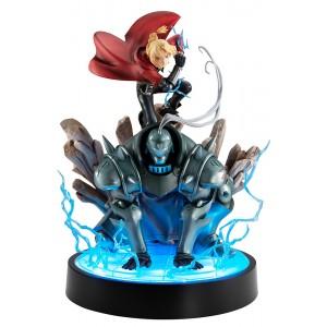 Megahouse Fullmetal Alchemist Edward & Alphonse ErIic Statue GEM