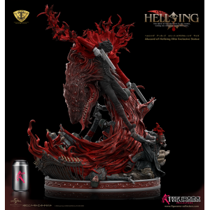 Figurama Elite Exclusive 1/4 Alucard Of Hellsing Ultimate