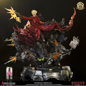 Figurama Elite Exclusive 1/4 Trigun Vash The Stampede