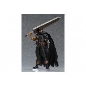 Max factory Figma Berserk Guts The Black Swordman