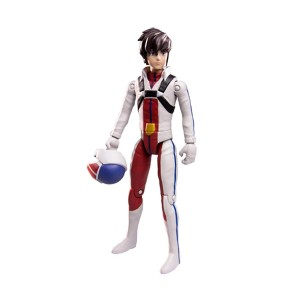 Toynami Robotech Action Figure Rick Hunter