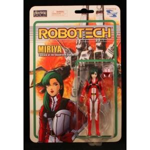 Toynami Robotech Action Figure Miriya