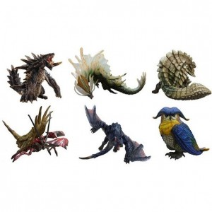 Capcom Monster Hunter Figure Builder Plus Vol.7 Completed