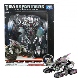 Hasbro Transformers ROTF Megatron 'Nightmare Version'