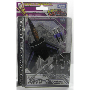 Takaratomy Henkei D-02 Skywarp