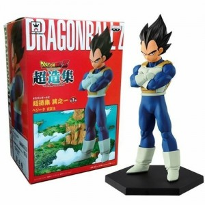 Banpresto Dragonball Z Figure Collection Vegeta