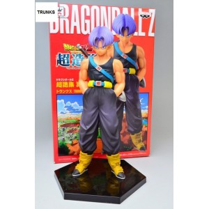 Banpresto Dragonball Z Figure Collection Trunks