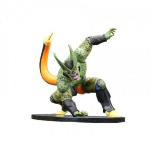 Banpresto Dragonball Z Colosseum Scultures Zokei 5 Cell