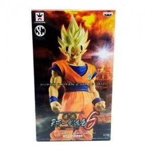 Banpresto Dragonball Z Colosseum Scultures Goku Super Saiyan 2