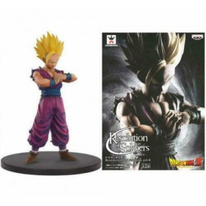 Banpresto Dragonball Z Resolution Of Soldier Gohan Super Saiyan
