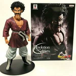 Banpresto Dragonball Z Resolution Of Soldier Mr. Satan