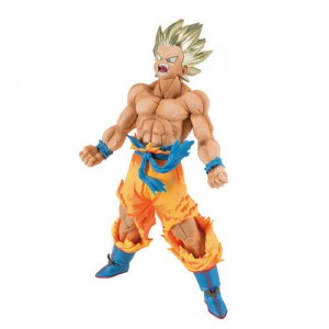 Banpresto Dragonball Z Blood of Saiyan Goku Super Saiyan