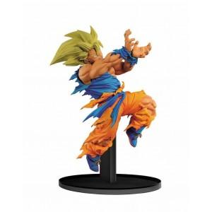 Banpresto Dragonball Z BWFC Goku Super Saiyan Kamehameha