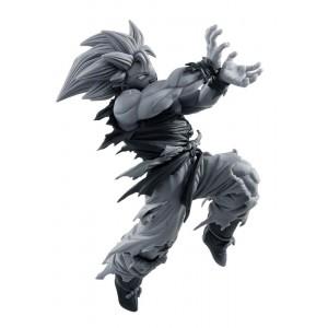 Banpresto Dragonball Z BWFC Goku Super Saiyan Kamehameha Special