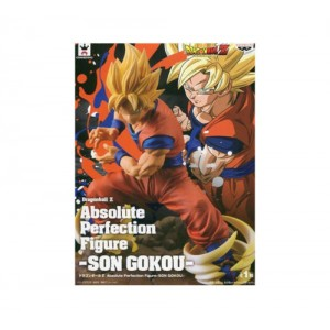 Banpresto Dragonball Z Absolute Perfection Figure Goku Super Saiyan