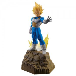 Banpresto Dragonball Z Absolute Perfection Figure Vegeta Super Saiyan