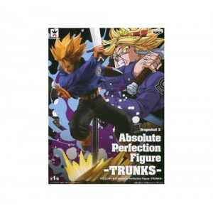 Banpresto Dragonball Z Absolute Perfection Figure Trunks Super Saiyan