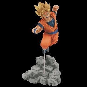 Banpresto Dragonball Super Soul X Soul Goku Super Saiyan
