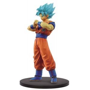 Banpresto Dragonball Super DXF Goku God Super Saiyan God
