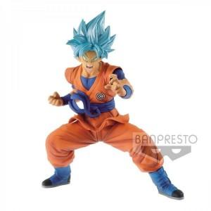 Banpresto Dragonball Super Goku God Super Saiyan God