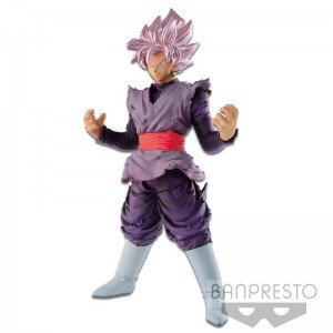 Banpresto Dragonball Super Blood of Saiyan Goku Black Rosè