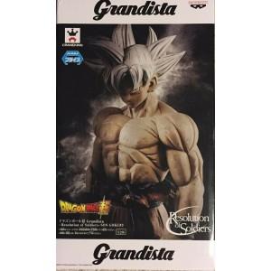 Banpresto Dragonball Super Grandista Goku Ultra Instict(Istinto)