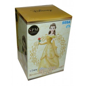 SEGA Disney Super Premium Figure Beauty & Beast Belle
