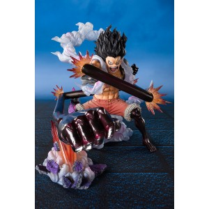 Bandai Figuarts Zero One Piece Luffy Gear 4Th King Cobra