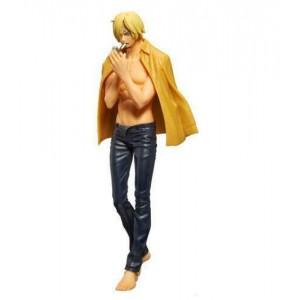 Banpresto One Piece The Naked Body Calendar Sanji Variant