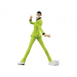 Banpresto One Piece Creator X Creator Bon Clay Green Ver