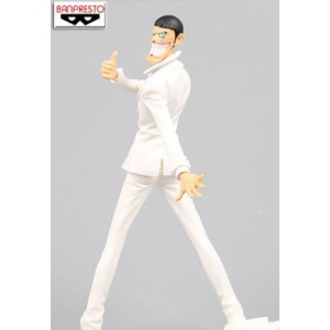 Banpresto One Piece Creator X Creator Bon Clay White Ver