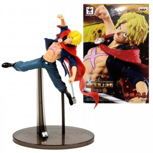 Banpresto One Piece Colosseum Sabo