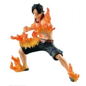 Banpresto One Piece Abiliators Ace