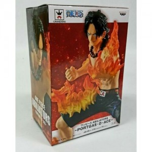 Banpresto One Piece Abiliators Ace