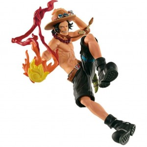 Banpresto One Piece Scultures Ace