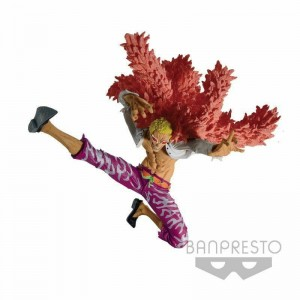 Banpresto One Piece Scultures Doflamingo