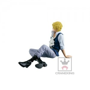 Banpresto One Piece Scultures Sabo