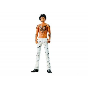 Banpresto One Piece King Of The Artist Trafalgar Law Jeans Freak White Ver.