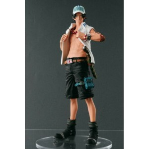 Banpresto One Piece King Of The Artist Ace Marine Suit
