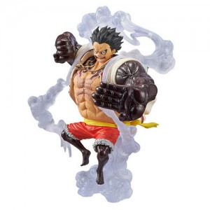 Banpresto One Piece King Of The Artist Luffy Gear 4Th Bounce Man