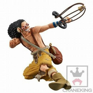 Banpresto One Piece King Of The Artist Usopp
