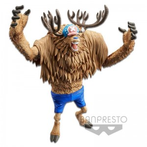 Banpresto One Piece King Of The Artist Chopper Monster