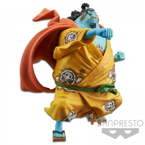 Banpresto One Piece King Of The Artist Jimbe