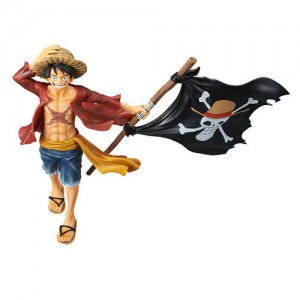 Banpresto One Piece Magazine Figure Monkey D Luffy