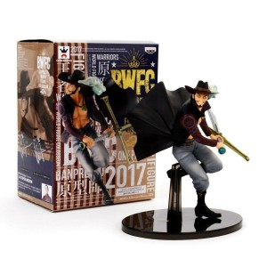 Banpresto One Piece BWFC Mihawk