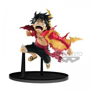 Banpresto One Piece BWFC Luffy