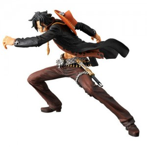 Banpresto One Piece Zoukei Monogatari Portgas D Ace Special Color(Usato)