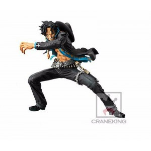 Banpresto One Piece Zoukei Monogatari Portgas D Ace
