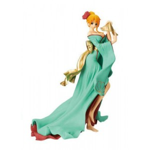 Banpresto One Piece Nami Kimono Komachi Green Version